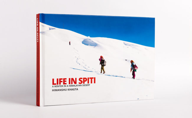 Photographs of Life in Spiti - A winter in a Himalayan Desert